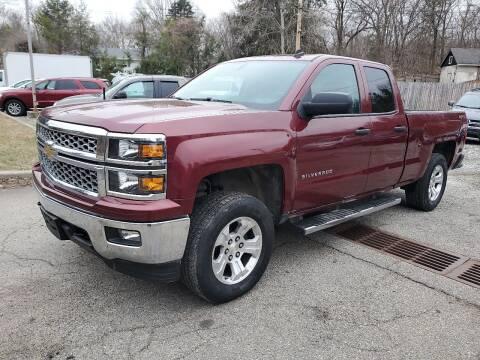 2014 Chevrolet Silverado 1500 for sale at AMA Auto Sales LLC in Ringwood NJ