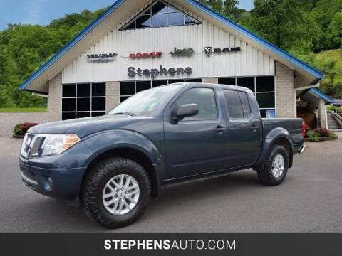 2019 Nissan Frontier for sale at Stephens Auto Center of Beckley in Beckley WV
