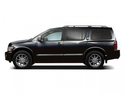 2010 Infiniti QX56 for sale at Stephen Wade Pre-Owned Supercenter in Saint George UT