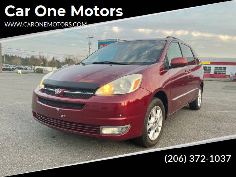 2005 Toyota Sienna for sale at Car One Motors in Seattle WA