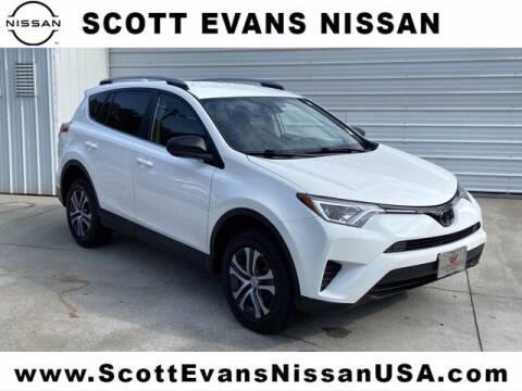 2018 Toyota RAV4 for sale at Scott Evans Nissan in Carrollton GA