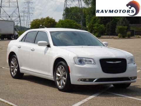 2015 Chrysler 300 for sale at RAVMOTORS in Burnsville MN