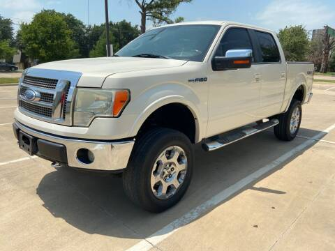 2009 Ford F-150 for sale at Safe Trip Auto Sales in Dallas TX