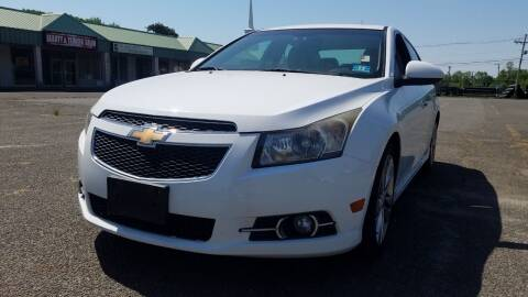 2011 Chevrolet Cruze for sale at Wrightstown Auto Sales LLC in Wrightstown NJ