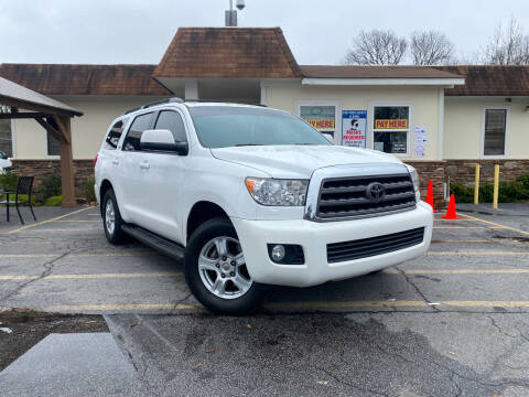2013 Toyota Sequoia for sale at Hola Auto Sales Doraville in Doraville GA