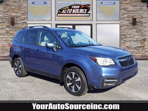 2017 Subaru Forester for sale at Your Auto Source in York PA