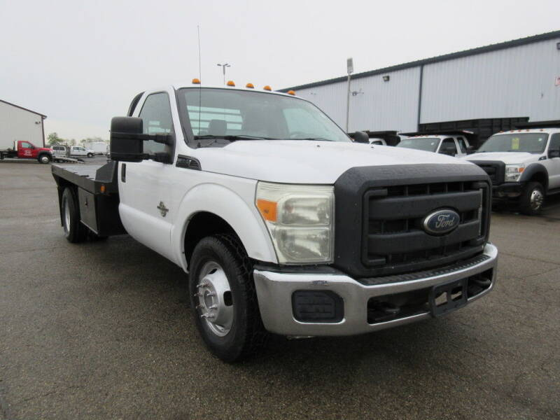 2011 Ford F-350 Super Duty for sale in London, OH