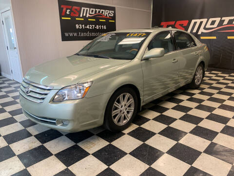 2006 Toyota Avalon for sale at T & S Motors in Ardmore TN