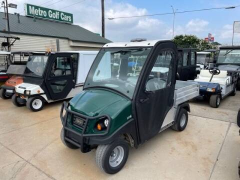2015 Club Car Carryall 500 Electric Pickup for sale at METRO GOLF CARS INC in Fort Worth TX