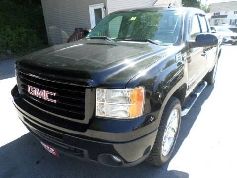 2012 GMC Sierra 1500 for sale at AUTO CONNECTION LLC in Springfield VT