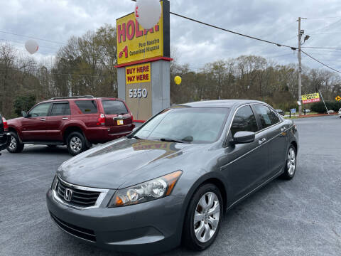 2009 Honda Accord for sale at No Full Coverage Auto Sales in Austell GA