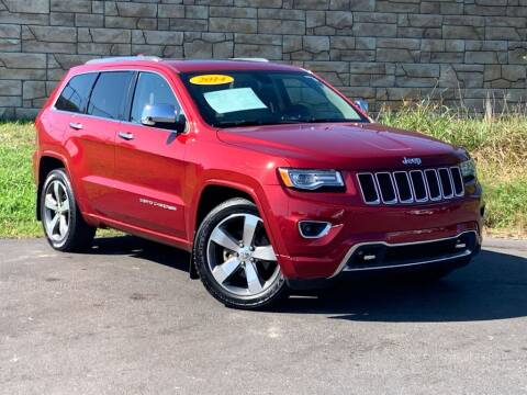 2014 Jeep Grand Cherokee for sale at Car Hunters LLC in Mount Juliet TN