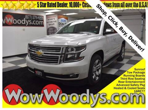 2016 Chevrolet Tahoe for sale at WOODY'S AUTOMOTIVE GROUP in Chillicothe MO
