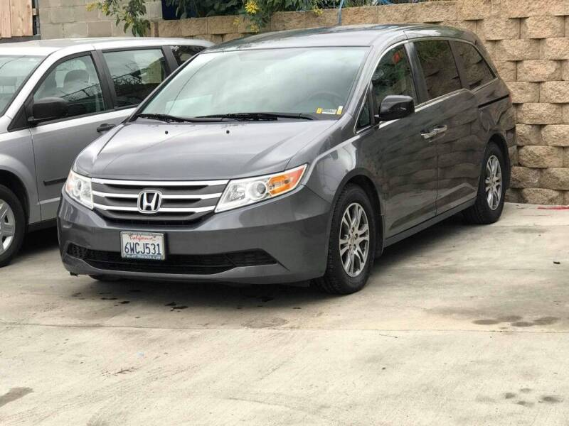2013 Honda Odyssey for sale at Aria Auto Sales in El Cajon CA