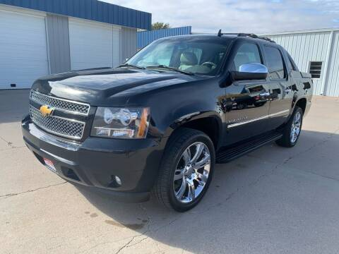 2013 Chevrolet Avalanche for sale at Spady Used Cars in Holdrege NE