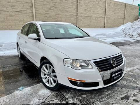 2010 Volkswagen Passat for sale at EMH Motors in Rolling Meadows IL
