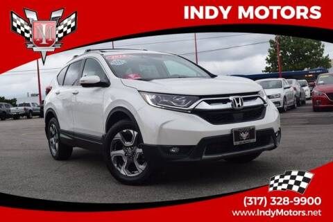 2018 Honda CR-V for sale at Indy Motors Inc in Indianapolis IN