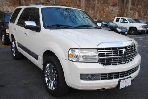 2007 Lincoln Navigator for sale at Ramsey Corp. in West Milford NJ