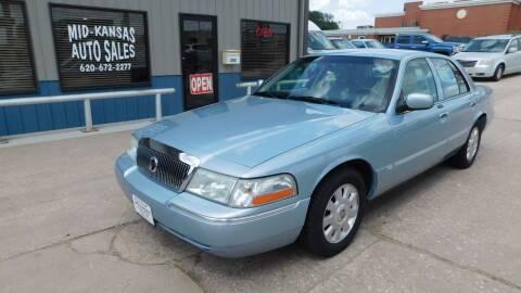 2004 Mercury Grand Marquis for sale at Mid Kansas Auto Sales in Pratt KS