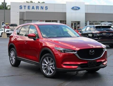 2019 Mazda CX-5 for sale at Stearns Ford in Burlington NC