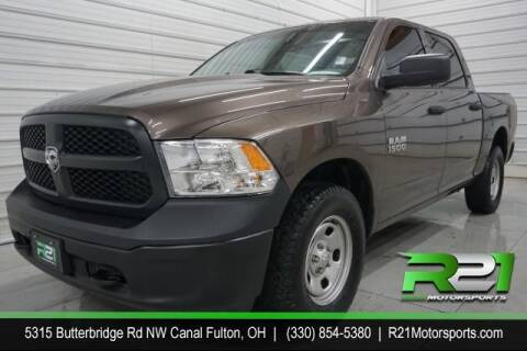 2018 RAM Ram Pickup 1500 for sale at Route 21 Auto Sales in Canal Fulton OH