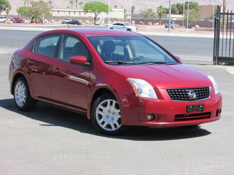2008 Nissan Sentra for sale at Best Auto Buy in Las Vegas NV
