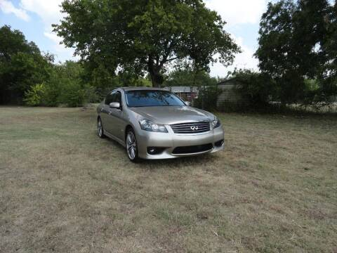 2009 Infiniti M35 for sale at Vamos-Motorplex in Lewisville TX