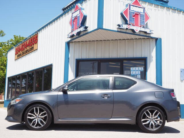 2014 Scion tC for sale at DRIVE 1 OF KILLEEN in Killeen TX