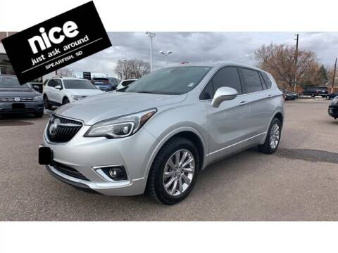 2019 Buick Envision for sale at PRESTIGE AUTO SALES in Spearfish SD