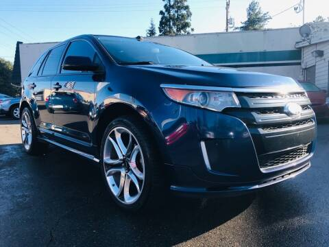 2012 Ford Edge for sale at Salem Auto Market in Salem OR