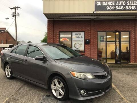 2014 Toyota Camry for sale at Guidance Auto Sales LLC in Columbia TN