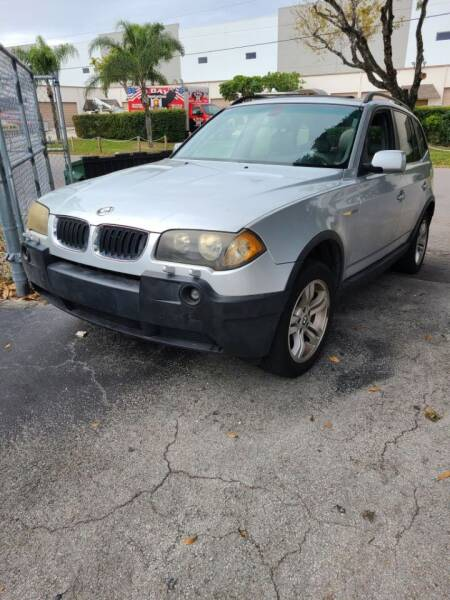 2005 BMW X3 for sale at Keen Auto Mall in Pompano Beach FL