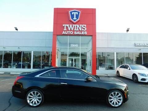 2016 Cadillac ATS for sale at Twins Auto Sales Inc Redford 1 in Redford MI