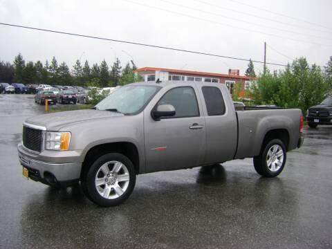 2008 GMC Sierra 1500 for sale at NORTHWEST AUTO SALES LLC in Anchorage AK
