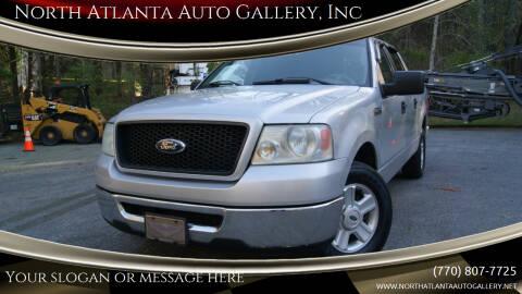 2006 Ford F-150 for sale at North Atlanta Auto Gallery, Inc in Alpharetta GA