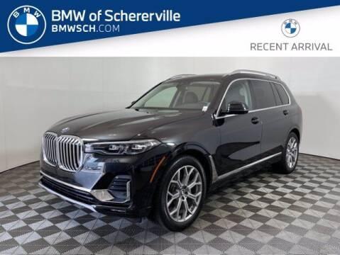 2020 BMW X7 for sale at BMW of Schererville in Schererville IN