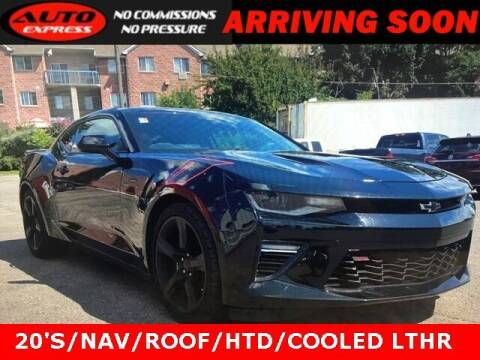 2016 Chevrolet Camaro for sale at Auto Express in Lafayette IN