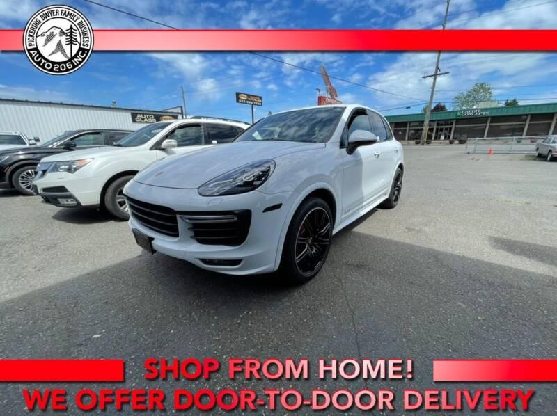 2016 Porsche Cayenne for sale in Kent, WA