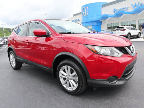 2017 Nissan Rogue Sport for sale at RUSTY WALLACE HONDA in Knoxville TN