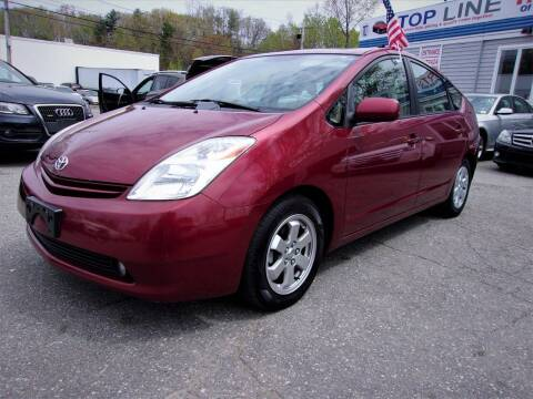 2004 Toyota Prius for sale at Top Line Import of Methuen in Methuen MA