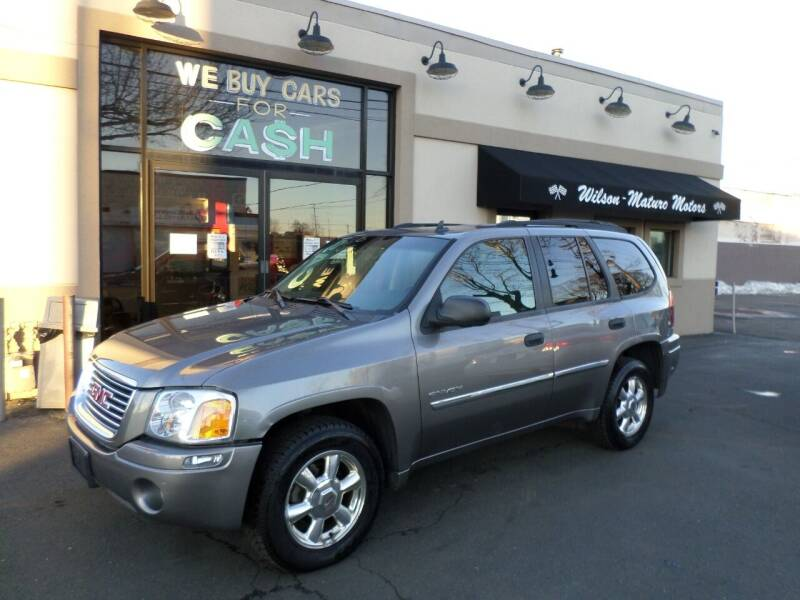 2006 GMC Envoy for sale at Wilson-Maturo Motors in New Haven CT