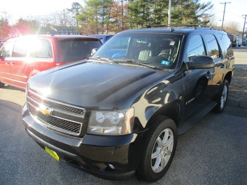 2009 Chevrolet Tahoe for sale at Metropolis Auto Sales in Pelham NH