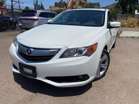 2013 Acura ILX for sale at Vtek Motorsports in El Cajon CA