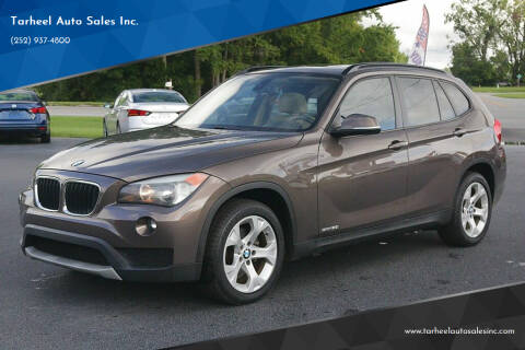 2014 BMW X1 for sale at Tarheel Auto Sales Inc. in Rocky Mount NC