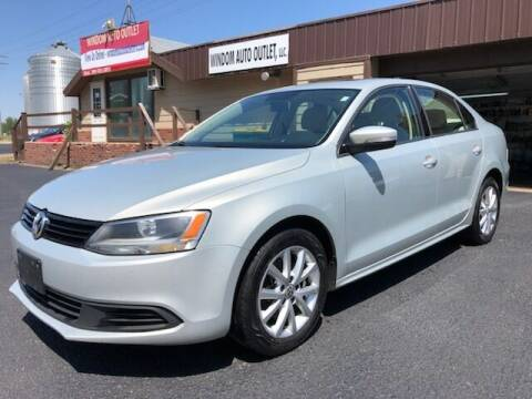 2011 Volkswagen Jetta for sale at WINDOM AUTO OUTLET LLC in Windom MN