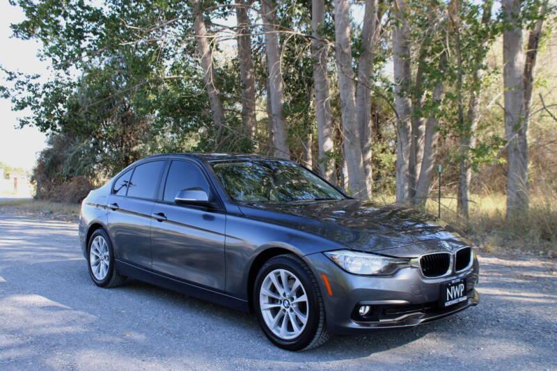2017 BMW 3 Series for sale at Northwest Premier Auto Sales in West Richland WA