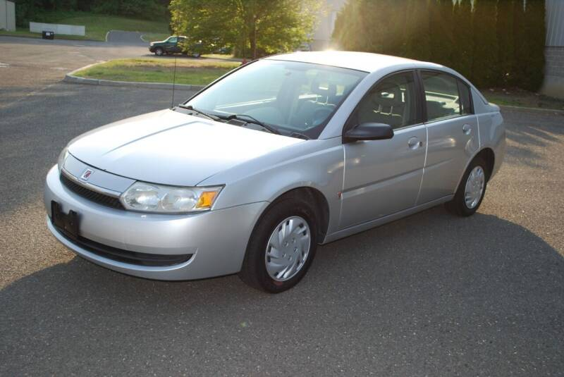 2003 Saturn Ion for sale at New Milford Motors in New Milford CT