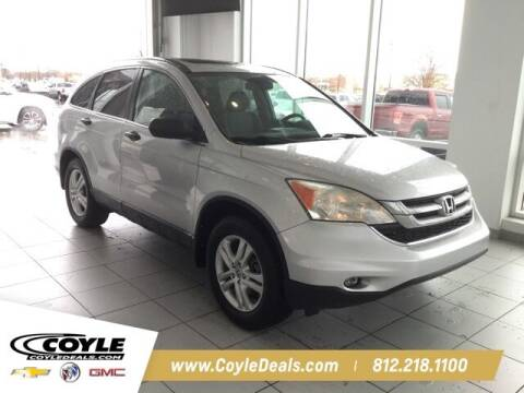 2011 Honda CR-V for sale at COYLE GM - COYLE NISSAN in Clarksville IN