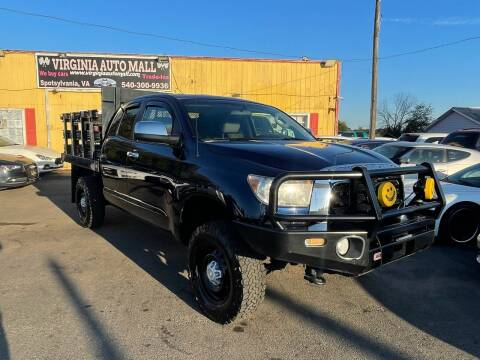 2008 Toyota Tundra for sale at Virginia Auto Mall in Woodford VA