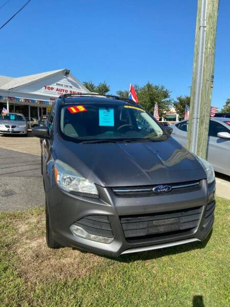 2013 Ford Escape for sale at Top Auto Sales in Petersburg VA